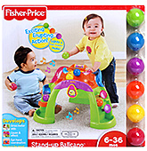Fisher Price - Stand Up Ballcano
