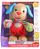 Fisher Price - Laugh & Learn Dance & Play Puppy