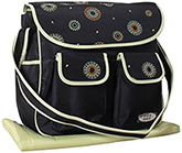 Mee Mee - Black Nursing Bag