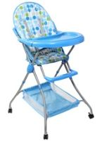 Fab n Funky  - Blue High Chair
