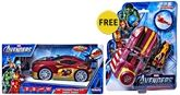 Majorette - The Avengers RC Turbo Racer Iron Man