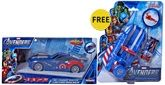 Majorette - The Avengers RC Turbo Racer Captain America
