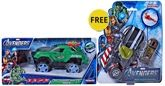 Majorette - The Avengers RC Turbo Racer - Hulk