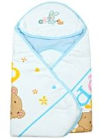 Baby Sleeping Bag - Happy Bear Print