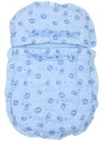 Baby Sleeping Bag - Bear Print