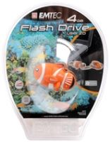 Fab N Funky 4GB Flash Drive - Aquarium Clown Fish