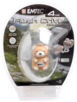 Fab N Funky 4GB Flash Drive - The Zoo Teddy