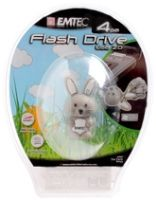 Fab N Funky 4GB Flash Drive - The Farm Bunny