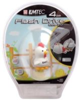 Fab N Funky 4GB Flash Drive - Farm Chicken