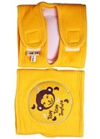 Baby Knee Support - Monkey Print