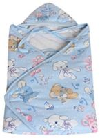 Tinycare - Hooded Baby Wrapper