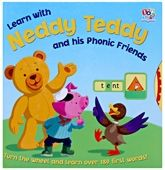 Megaps - Learn With Neddy Teddy And His Phonic Friends