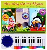 Piano Book Play Along Nursery Rhymes