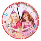 Clock  -  Everyday Happy Complement A Playful Room With This Adorable Clock!