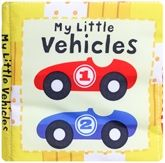 My Little Cloth Book - Vehicle