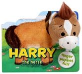 Softie Book - Harry The Horse