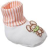 Buy Cute Walk Baby Booties - Rabbit Print