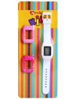 Archies Kids Watch - White