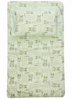 Bed Set - Happy Rabbit Print