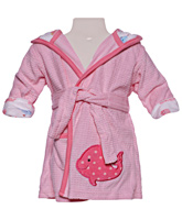 Carter's - Bathrobe with Hood
