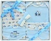 Baby Gift Set - Vehicle Print