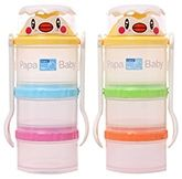 Papa - Baby Milk Powder Container