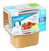 Gerber Apple Strawberry Banana