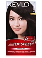 Revlon Top Speed Hair Color - 65 Dark Brown