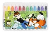 Silky Crayons - Ben 10