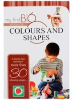 My First Big Book of Colours And Shapes