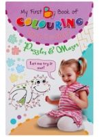 My First Big Book of Colouring Dot To Dot 