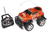 Fab N Funky R/C Winner Detonate - Orange
