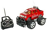 Fab N Funky Detonate Remote Control Car - Orange