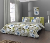 D' Decor WC Floral King Bedsheet