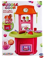 Ecoiffier - Bubble Cook Italian Kitchen