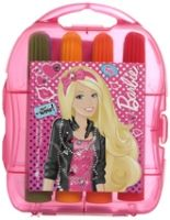 Barbie - Color Pens Set of 8, For long lasting coloring fun!