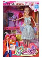 Likable Fashion Vogue Girl Trendy Doll For Your Little One