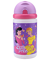 Buy Littles Sipper Bottle Butterfly Princess Pink 400 ml
