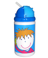 Buy Little Water Bottle Cool Blue 400 ml