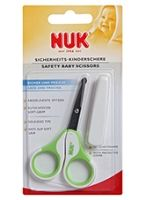 Nuk - Safety Baby Scissors