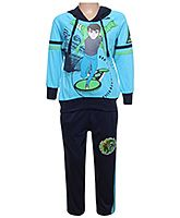 Proteens - Bodycare - Night Suit With Ben10 print