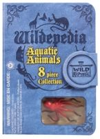 Wildepedia Aquatic Animals 8 Piece Collection, 3+Years, Teach your kids about a...