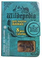 Wildepedia North American Animals 8 Piece Collection, 3+Years, Teach your kids about n...