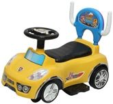 Swing Car Yellow, A fantastic vehicle for your little one!