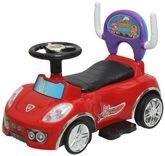 Swing Car Red, A fantastic vehicle for your little one!