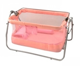 Mee Mee - Pink Baby Cradle 