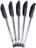 Natraj Apace Ball Pen - Black