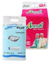 Anmol Adult Diaper with Marquee Plus Underpads