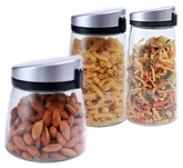 Mom Italy Storage Jars (Set of 3)