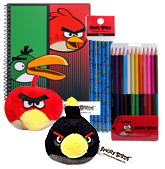 Angry Birds School Kit Combo